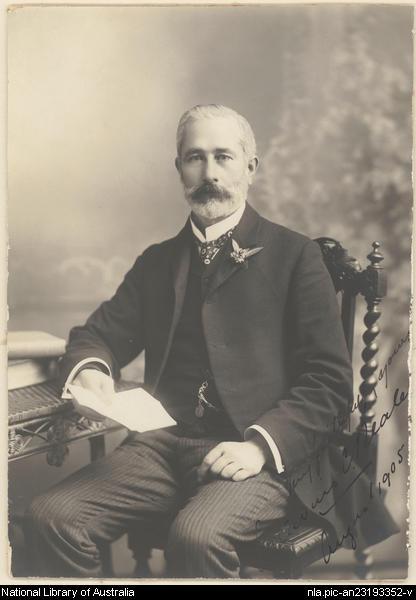 Octavius Charles Beale