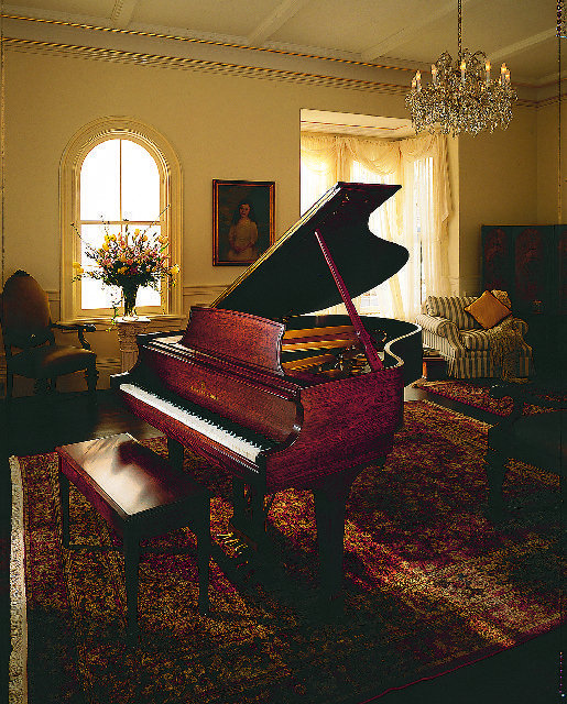 Steinway & Sons Model O piano