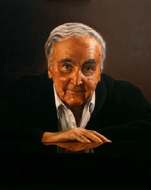 Ted Springett Portrait